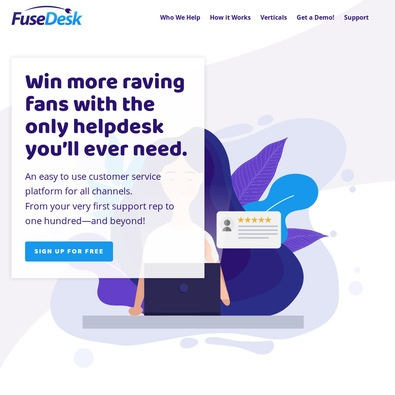FuseDesk review