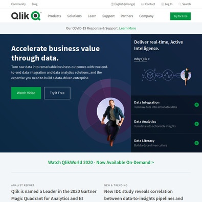 Qlik review