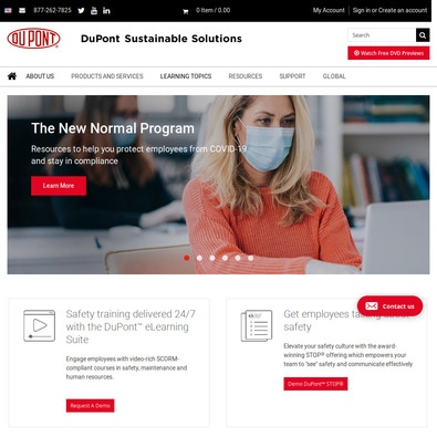 DuPont eLearning Suite review
