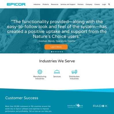 Epicor WMS Pricing
