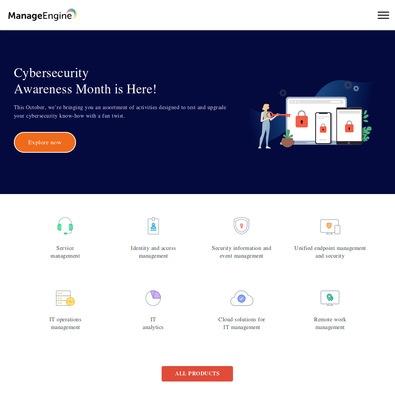 ManageEngine Applications: 2019's Best Alternatives | ITQlick