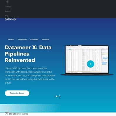 Datameer Analytics Solution review