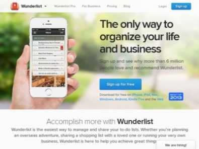 Wunderlist: 2019's Best (and cheap) Alternatives | ITQlick