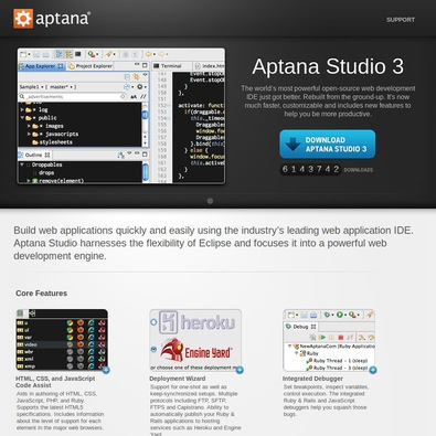 Aptana Studio 3 Review - Why 3 3 Stars? (May 2019) | ITQlick