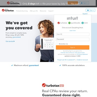 Turbotax lets you file taxes for free—but there's a catch | money.