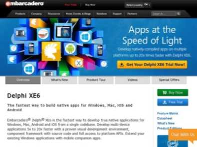 Embarcadero Technologies Delphi XE2 16 Review      ITQlick