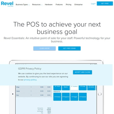 Revel POS Pricing