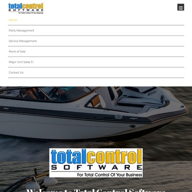 Total Control Software POS review