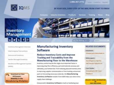 Integrated Manufacturing ERP Pricing