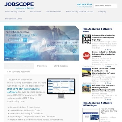 JOBSCOPE review