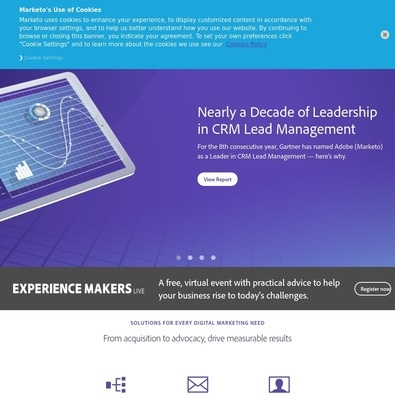 Marketo Lead review