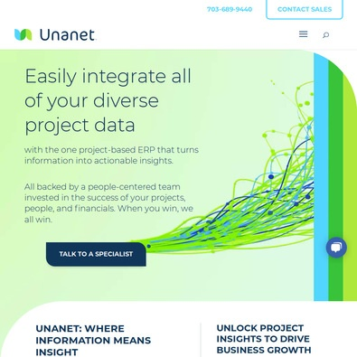 Unanet Professional Services Automation review