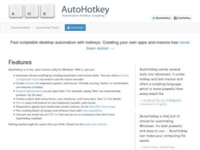 AutoHotkey Review - Why 3 5 Stars? (Apr 2018) | ITQlick