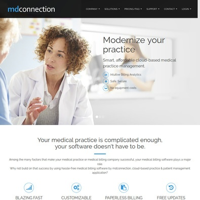 MDConnection review