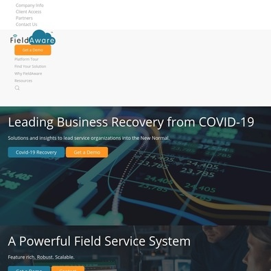 FieldAware Field Service Automation review