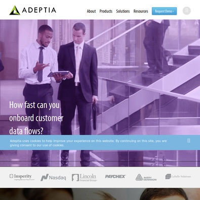 Adeptia BPM Suite review