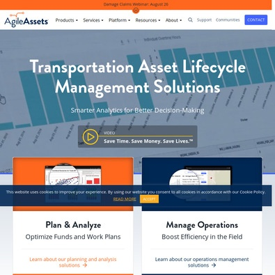 AgileAssets review