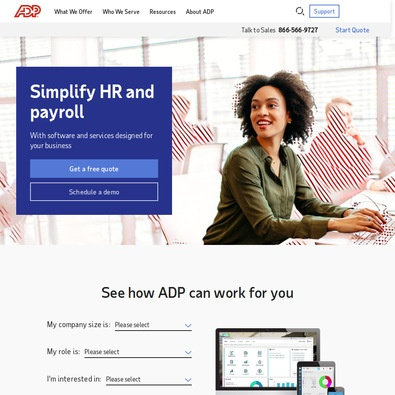 ADP HR Business Processing review