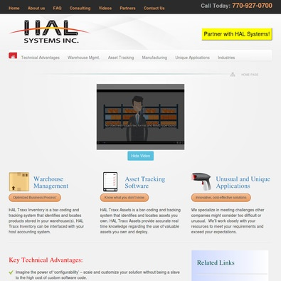 HAL Warehouse Management System review