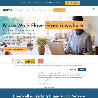 Cherwell Service Management review