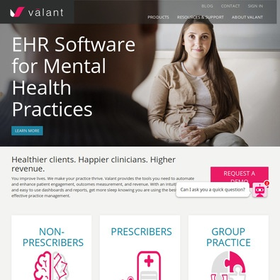 The Valant Behavioral Health EHR review