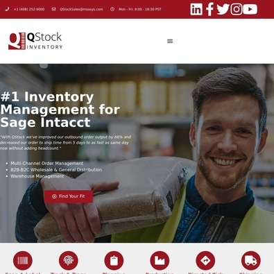 QStock Inventory Vs. HAL Warehouse Management System