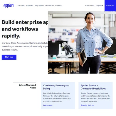 Appian review